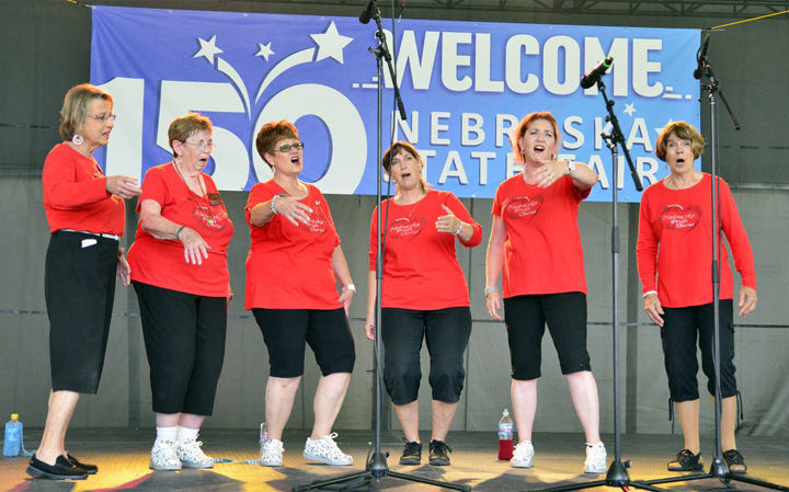 Nebraskappella! puts spotlight on a cappella musical talent