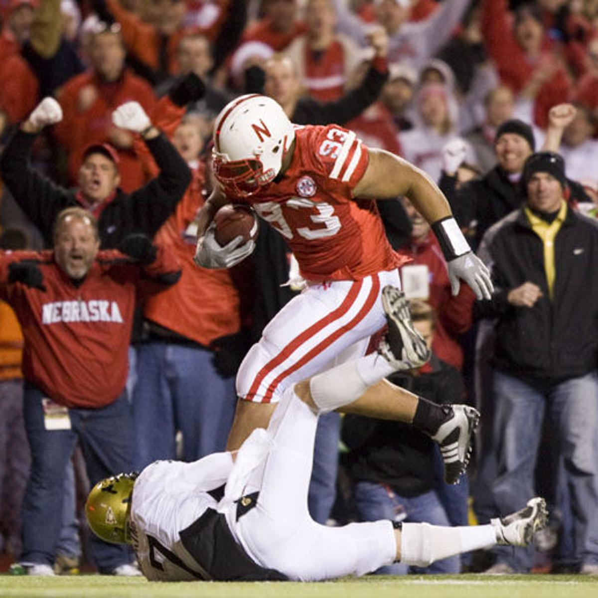 new arrival d37b2 5b1e7 Nebraska-Colorado rivalry goes way back | Huskers HQ ...