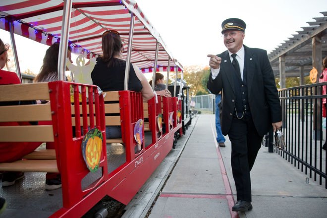 All aboard the Haunted Halloween Express | Local News ...