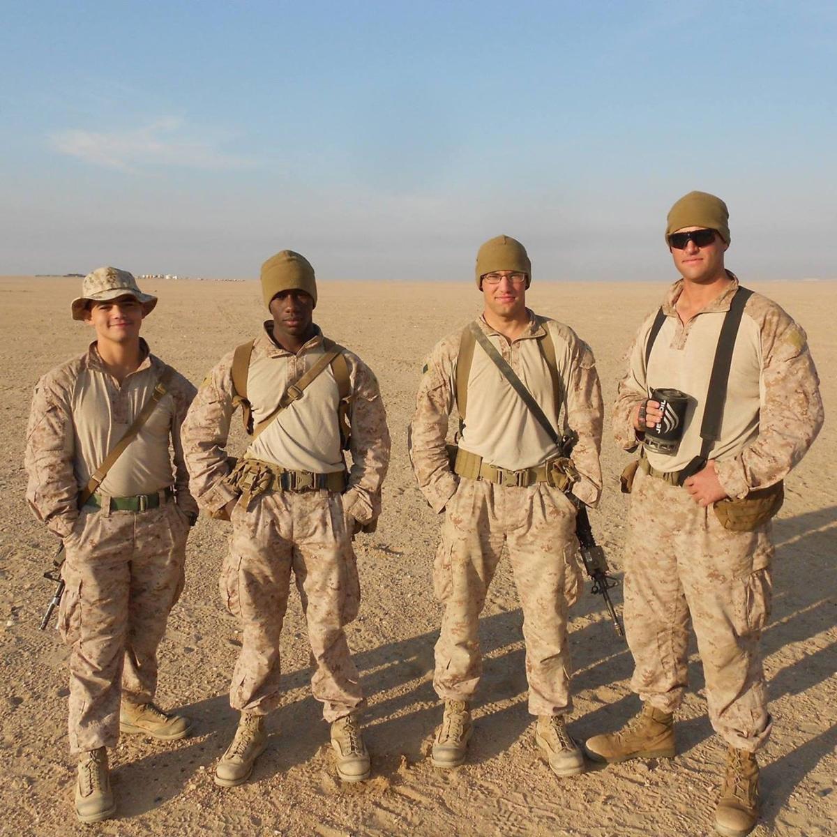 Miles Neville, Kuwait
