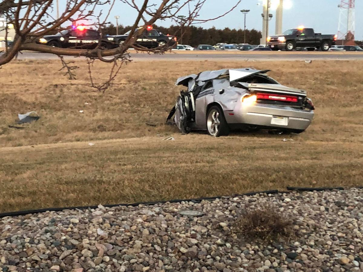 Fatal three-vehicle accident involving stolen car this