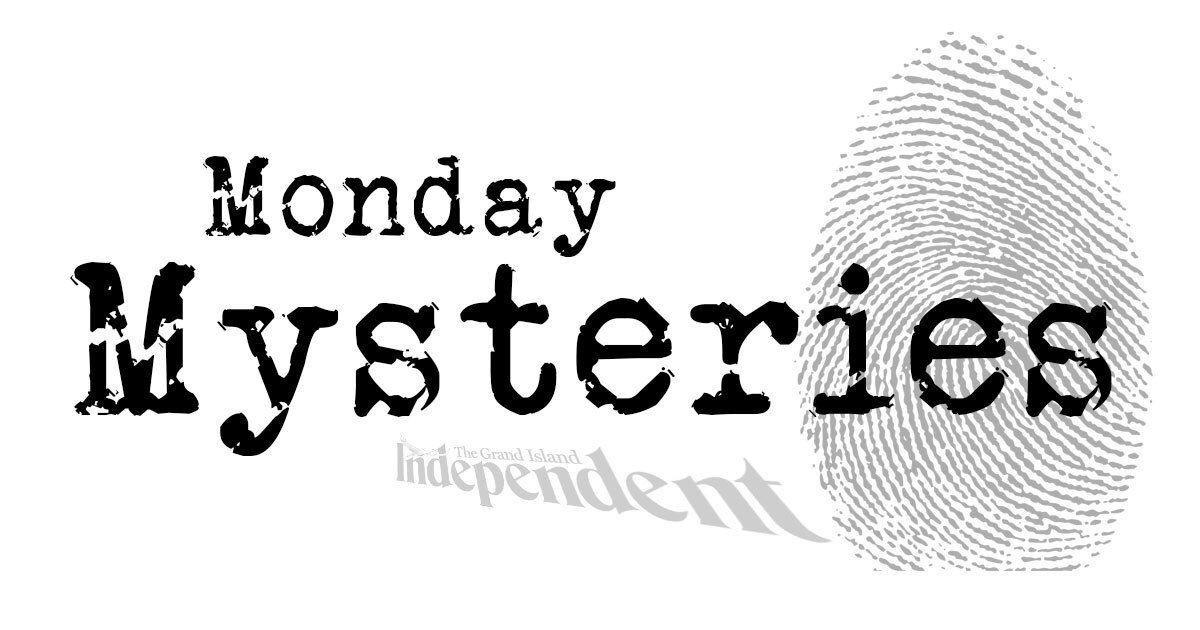 LOGO: Monday Mysteries