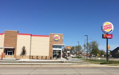 South Locust Burger King open