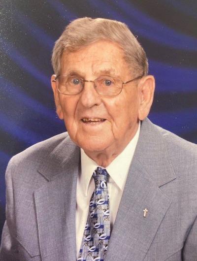 'Ray' Ortegren, 94