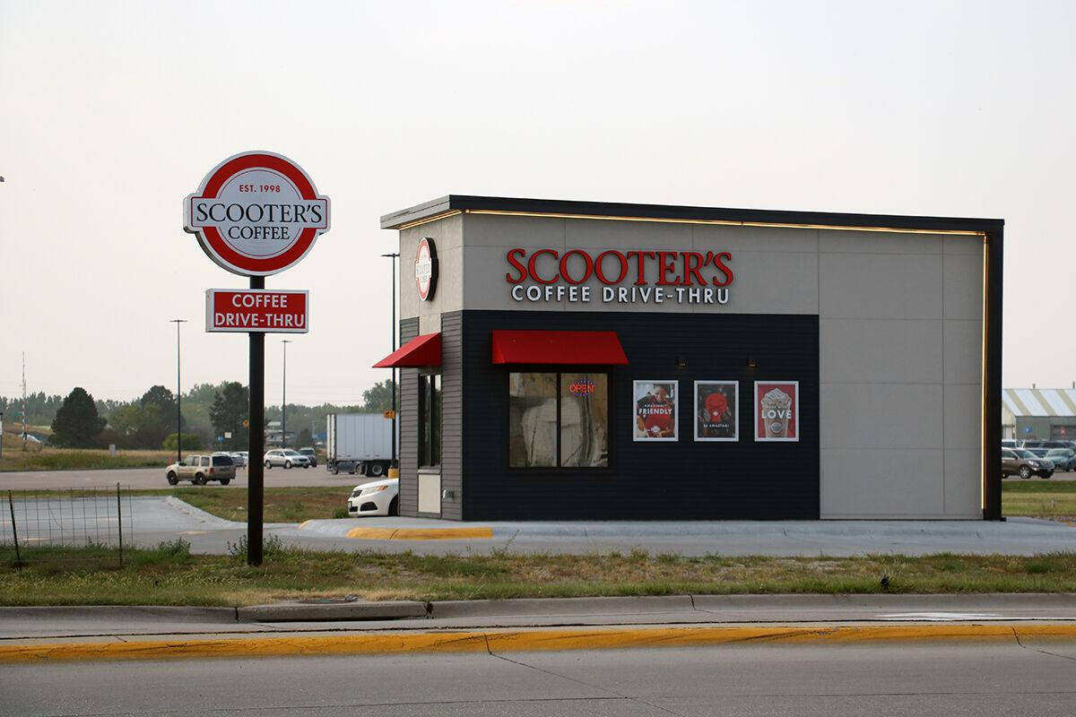 Scooters Coffee 2020