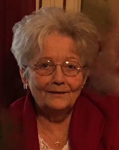 Ann 'Annie' Irvine, 78
