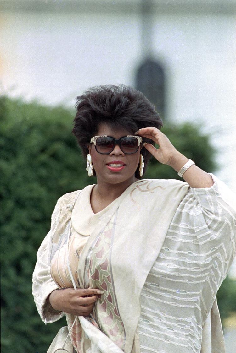 Photos: Oprah Winfrey through the years   World ...