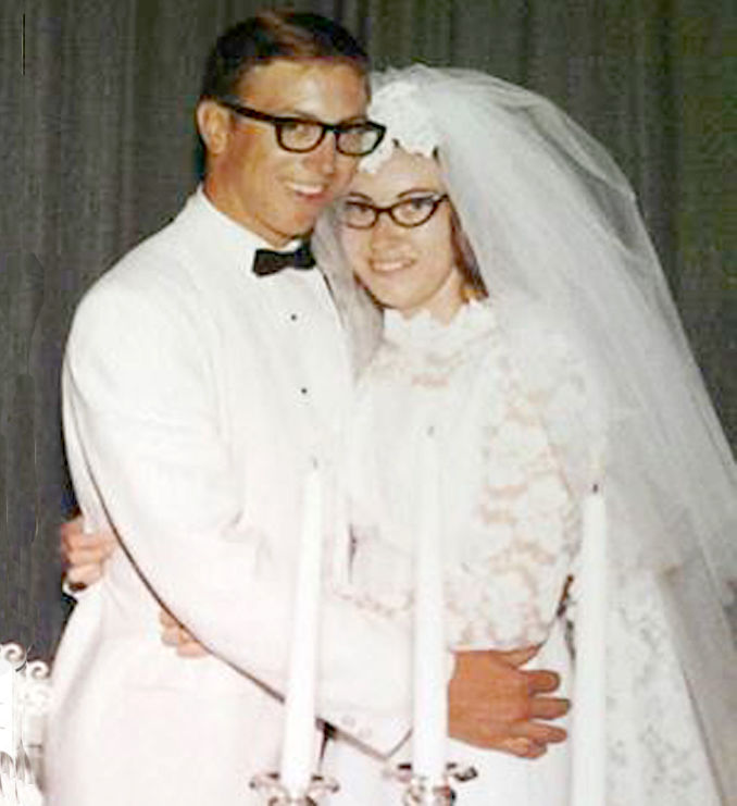 Bill and Jeanniene Burdett