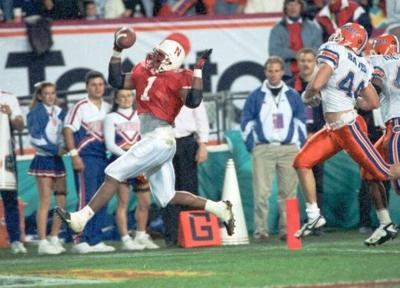 Lawrence Phillips strutting