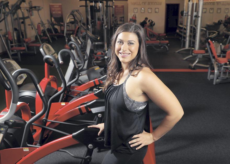ashlee schneider as fitness center owner she helps people get results dannebrog. Black Bedroom Furniture Sets. Home Design Ideas