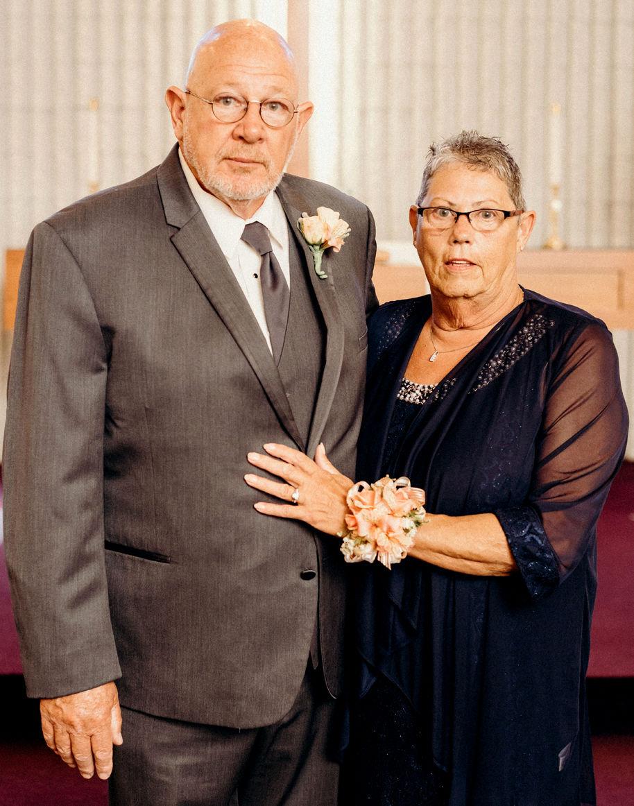 Bob and Jennifer (Kirkpatrick) Herman