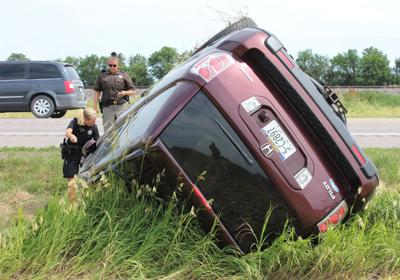 Two-vehicle accident injures two | Local News | theindependent com