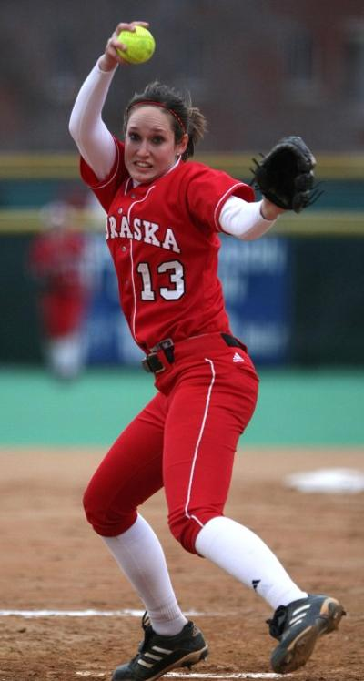 NU puts ball, hopes in senior pitcher Molly Hill's hands