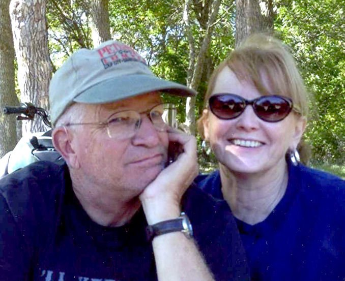 Bob and Zonna Petersen