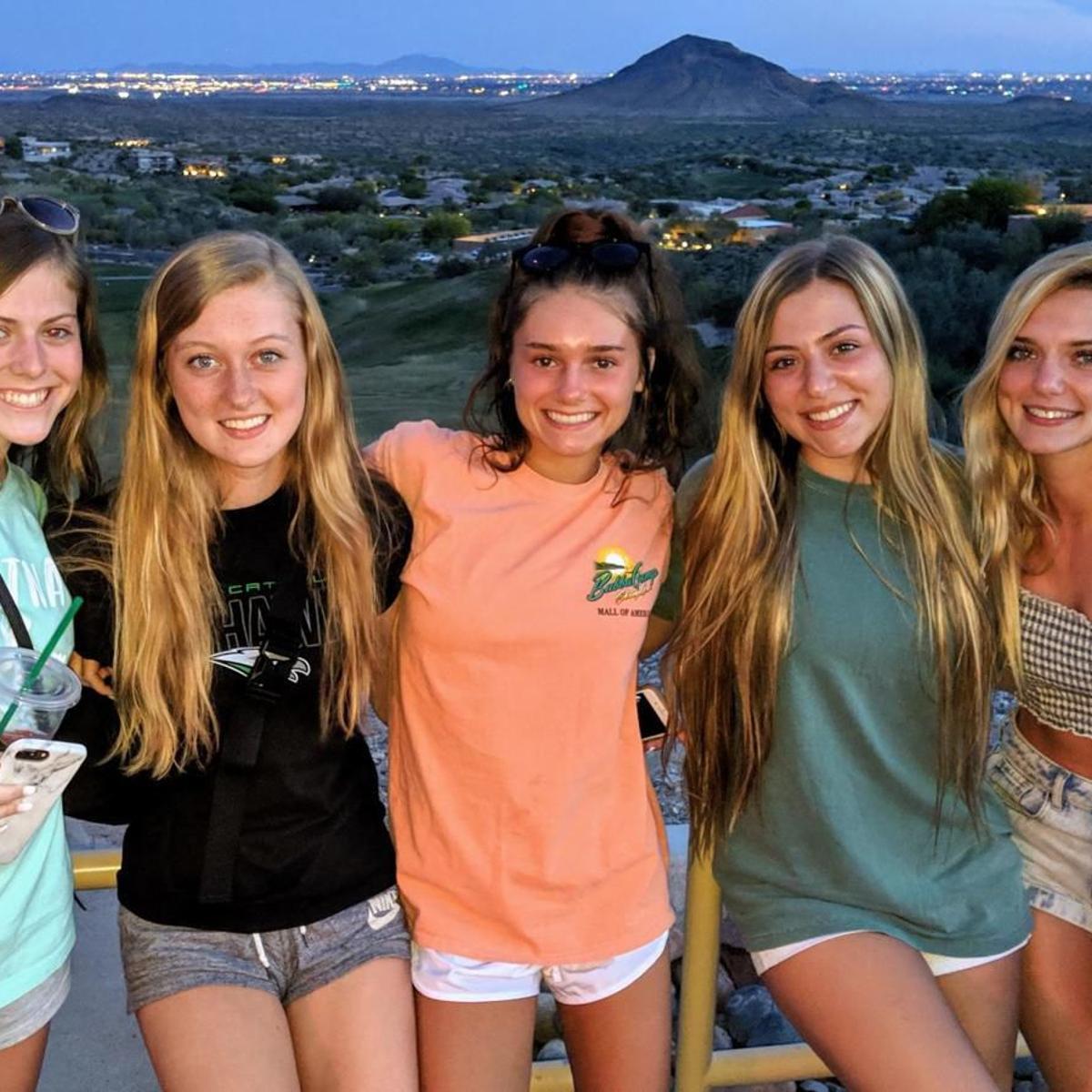 5 girls involved in fatal Gretna crash identified