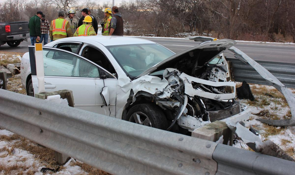 Accident on 281 south of I-80 | Local News | theindependent com