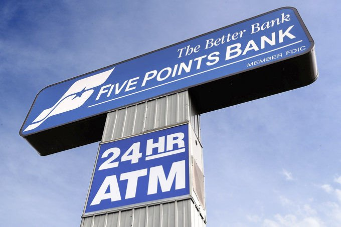five points bank review