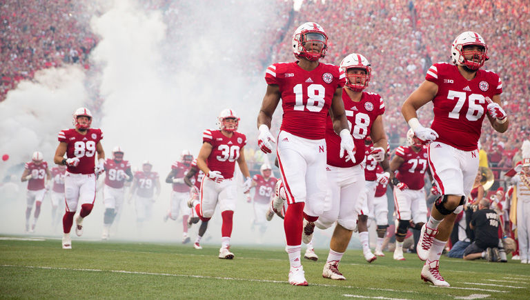 The mighty Nebraska Cornhuskers just lost at home to a MAC team