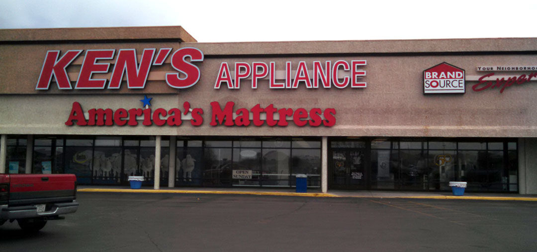 Ken's Appliance and America's Mattress