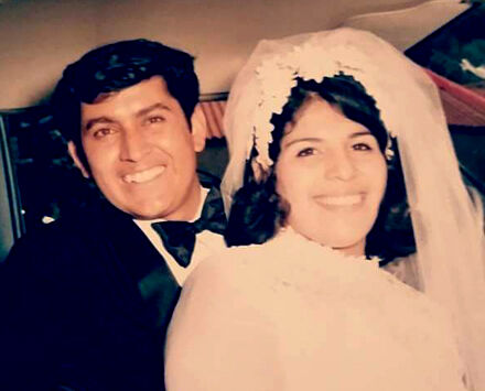 Luis and Peggy (Aldana) Flores