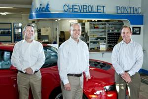 roe buick expands with addition of chevrolet dealership in aurora the grand island independent. Black Bedroom Furniture Sets. Home Design Ideas