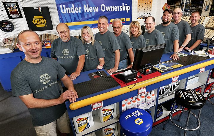 Napa Auto Parts Store Under New Ownership News