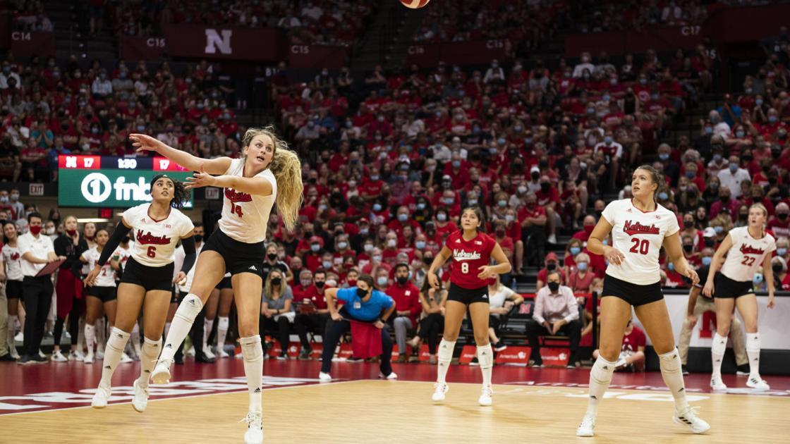 As Huskers search for more consistency, Busboom Kelly's Cardinals continue rise with sweep at Devaney