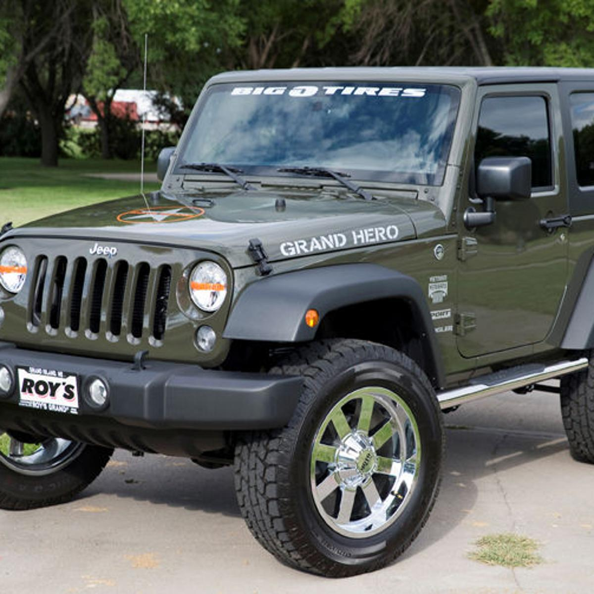 Jeep Auction To Raise Funds For Vietnam War Hero Flight Grand Island Local News Theindependent Com