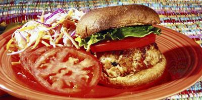 QF Southwestern Chicken BurgersWEB