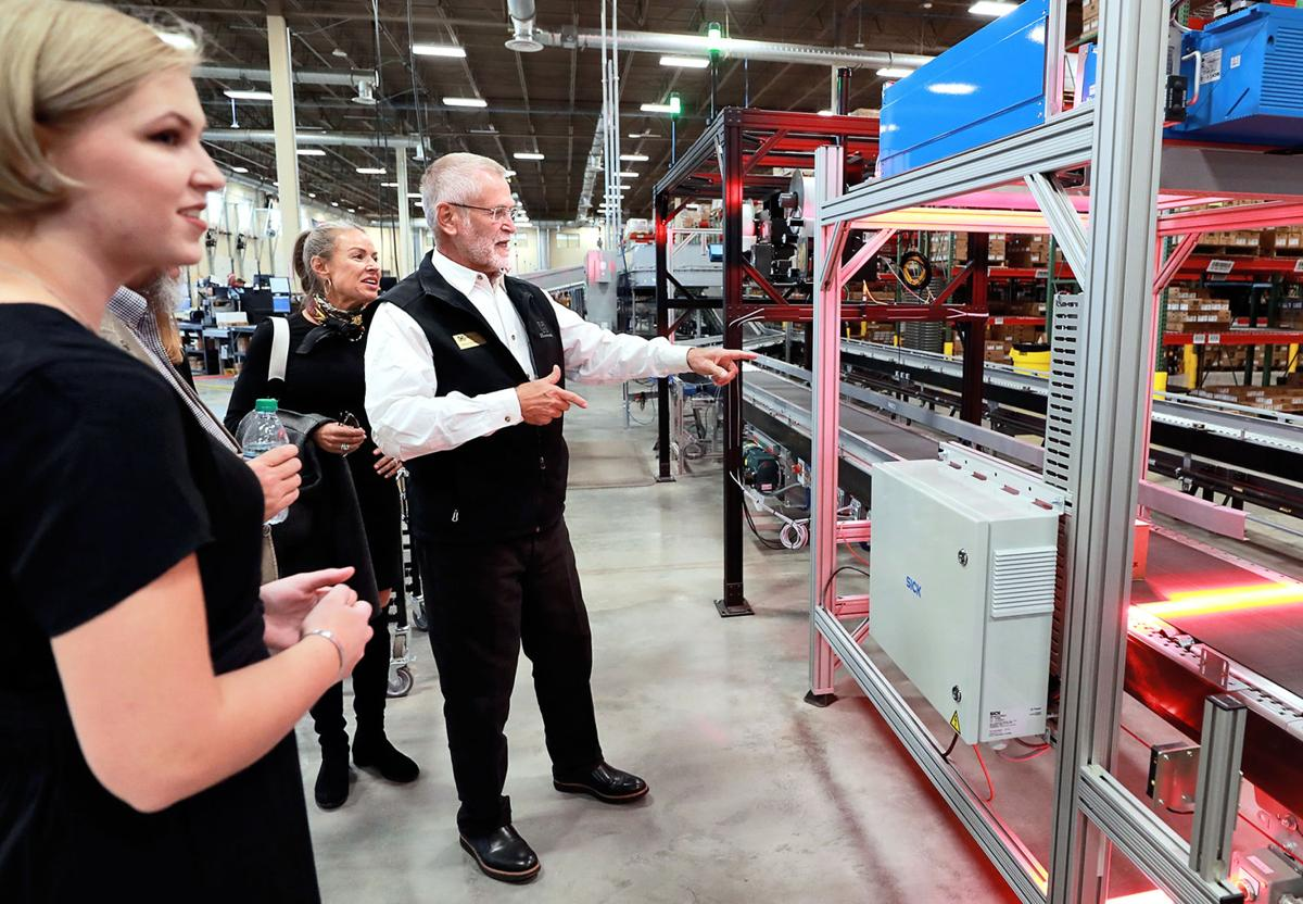 Hornady Manufacturing celebrates opening new facility