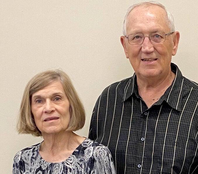 Dave and Cheryl Tickner