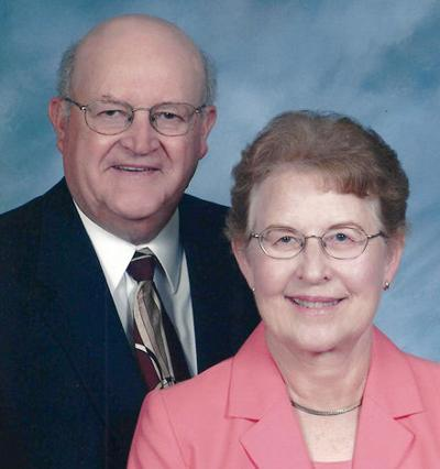Merrill and Marie Mason