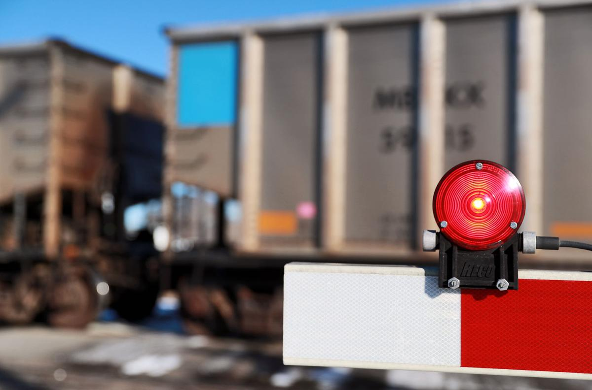 Local, BNSF officials meeting to discuss blocked railroad crossings