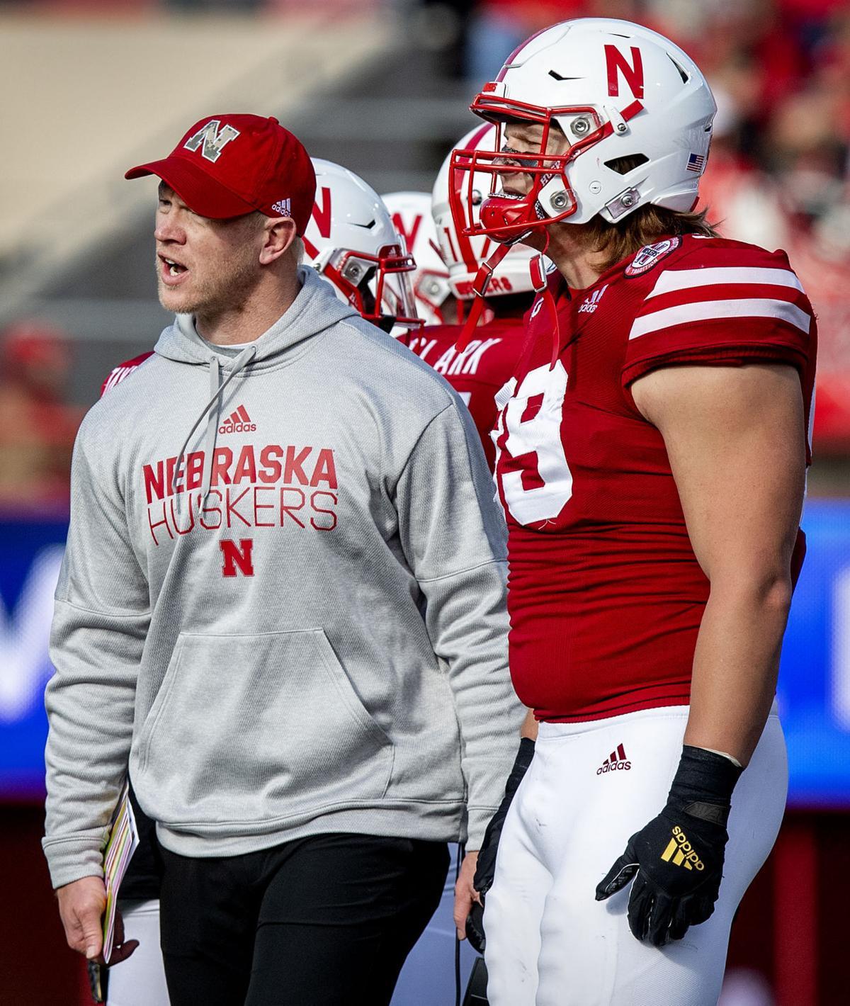 Wisconsin vs. Nebraska, 11.16