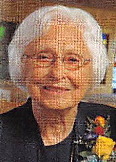 Josephine Valasek, 96