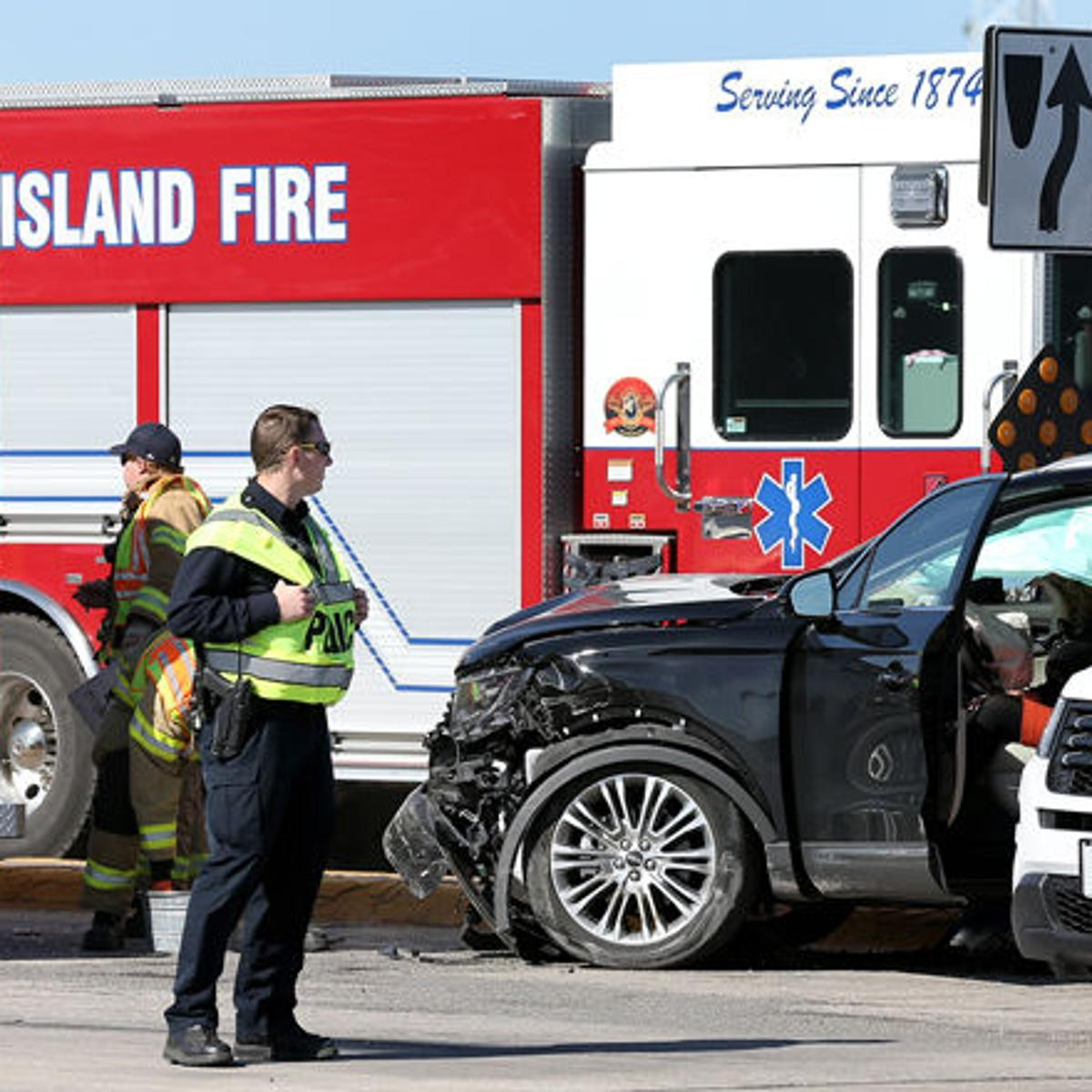 Accident at Highway 30, Webb Road sends multiple people to hospital