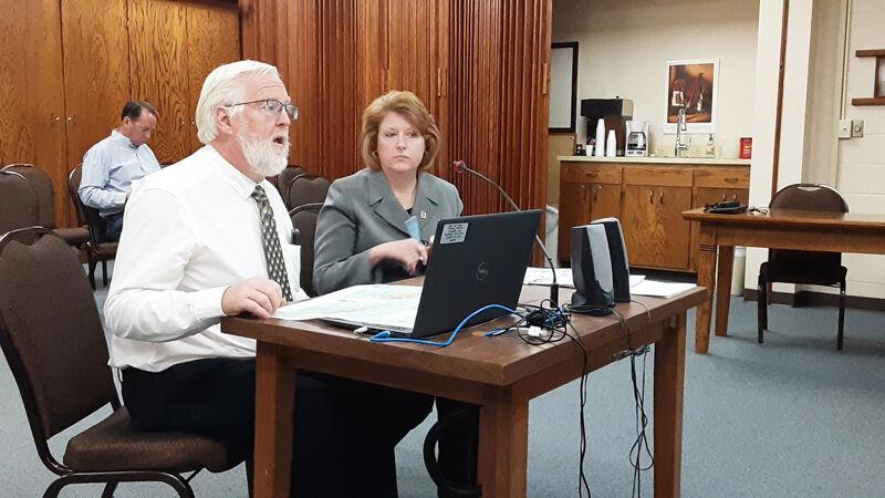 Hall County Board