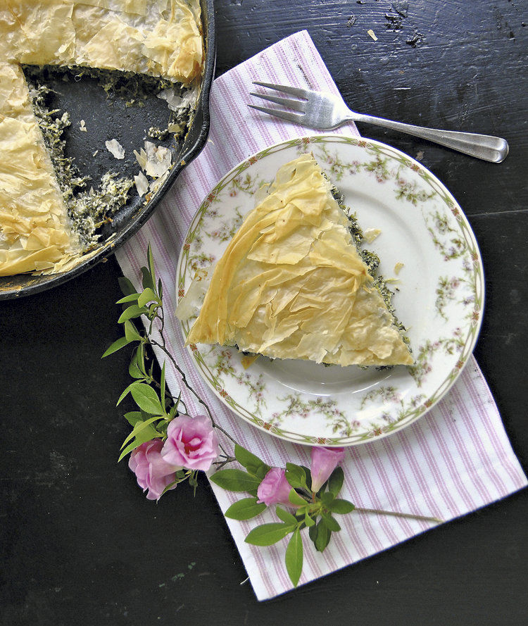 Spinach Pie2