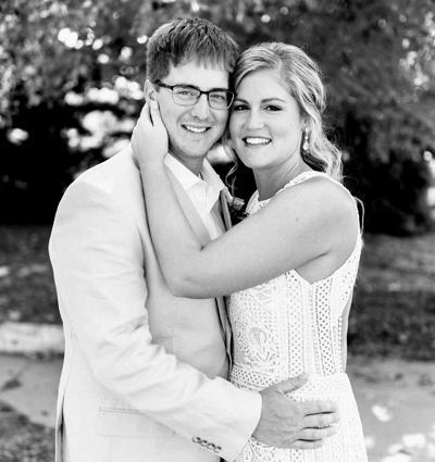 Emily Jones and Alex Boehler