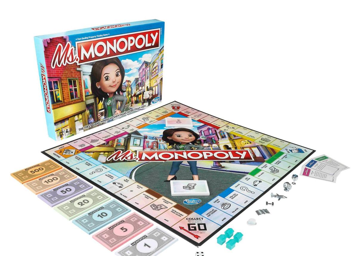 New Monopoly game celebrates innovative women - and pays them more than men