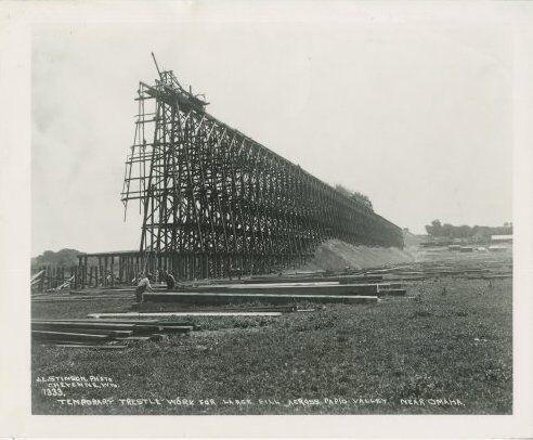 The bridge at Mascotte
