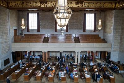 Legislature chamber teaser
