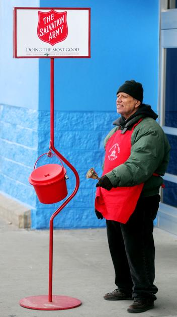 Bells ring for annual Red Kettle Campaign thumbnail