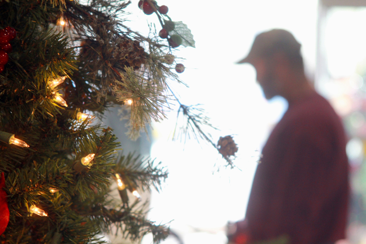 Nature A Popular Theme In Christmas Tree Decorating