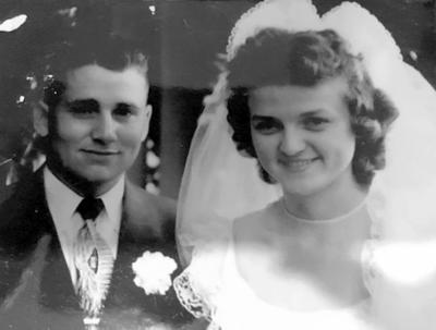 Roy and Phyllis Pressler