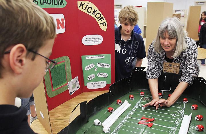 football science fair projects Read this list of 200 science-fair project ideas circle all of the ones that sound interesting to you 1 how does the temperature of a tennis ball affect the height of its bounce 2 how does the air pressure of a soccer ball affect how far it travels when kicked 3.