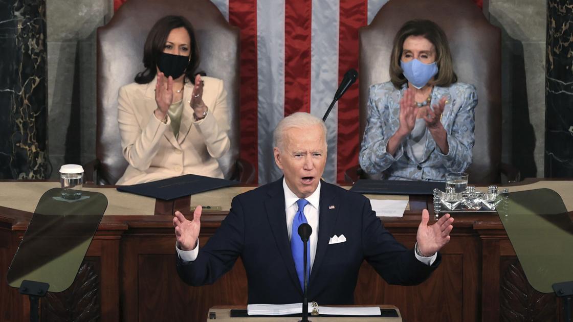 Fischer says Biden's wish list equals major tax hikes