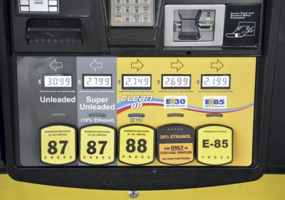 Flex Fuel Gas Stations >> More Gas Stations Begin To Add E15 To Blends They Sell