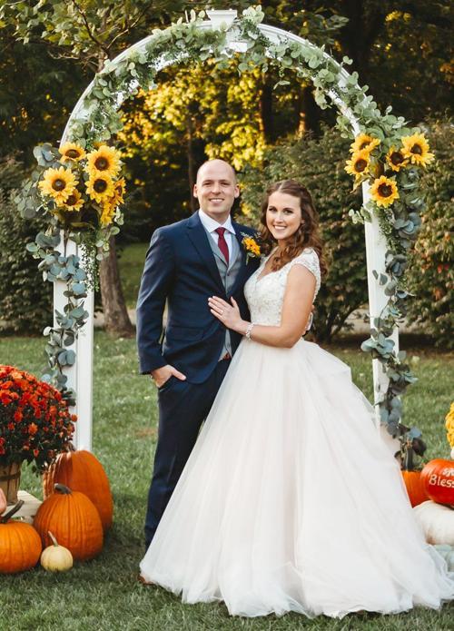 Sarah Stoltenberg and Matt Starr