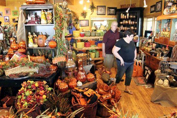 Barn Festival Draws Both Vendors, Customers To Hastings